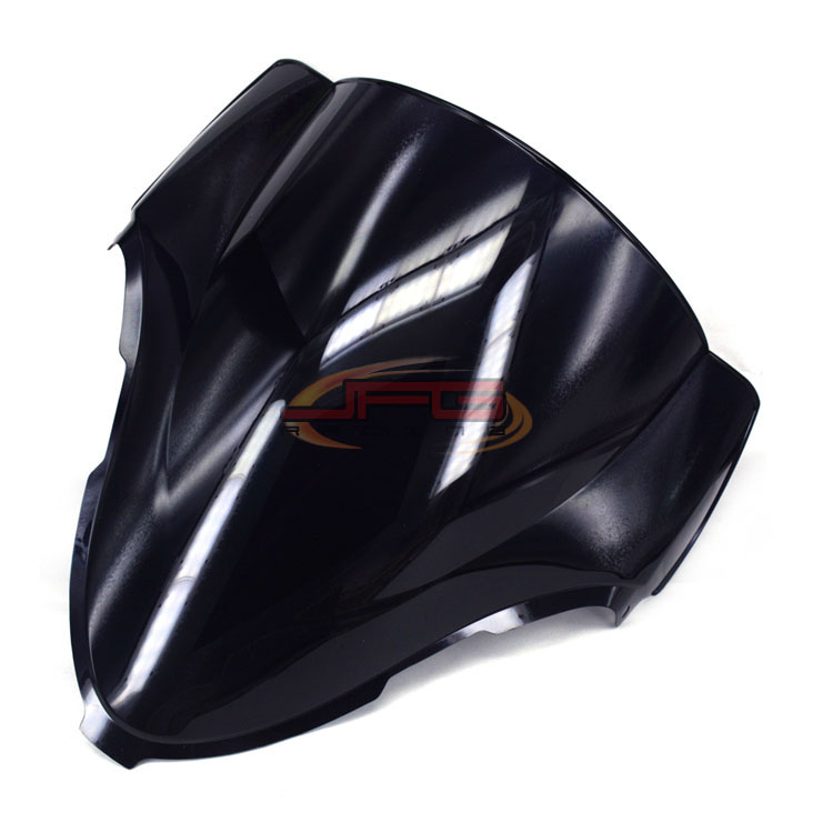 Black Windscreen Windshield for Suzuki GSXR1300 GSXR 1300 Hayabusa 99 00 01 02 03 04 05 06 07