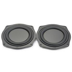 Image 5 - AIYIMA 4Inch Bass Radiator Speaker Vibration Diaphragm Passive Radiator Loudspeaker Passive Woofer Diaphragm Plate Subwoofer DIY