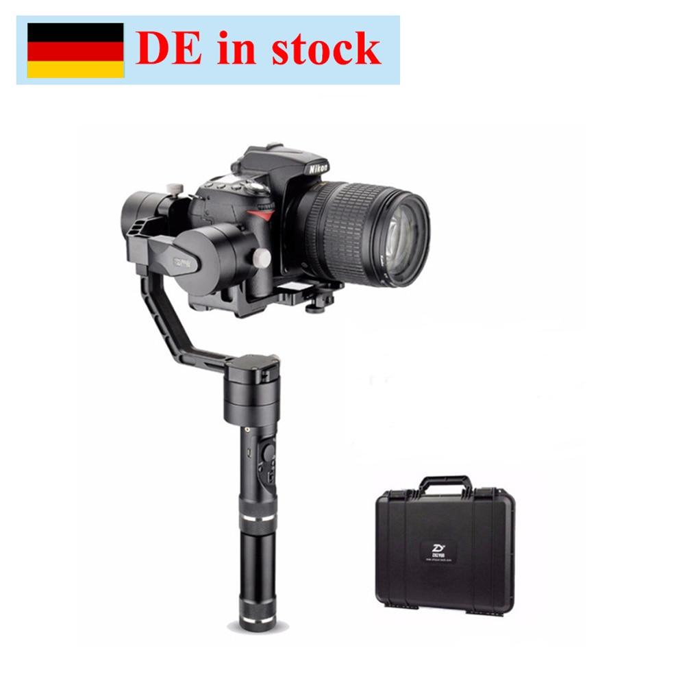 Zhiyun Tech Crane V2 3-Axis Bluetooth Handhållen Gimbal Stabilizer - Kamera och foto - Foto 1