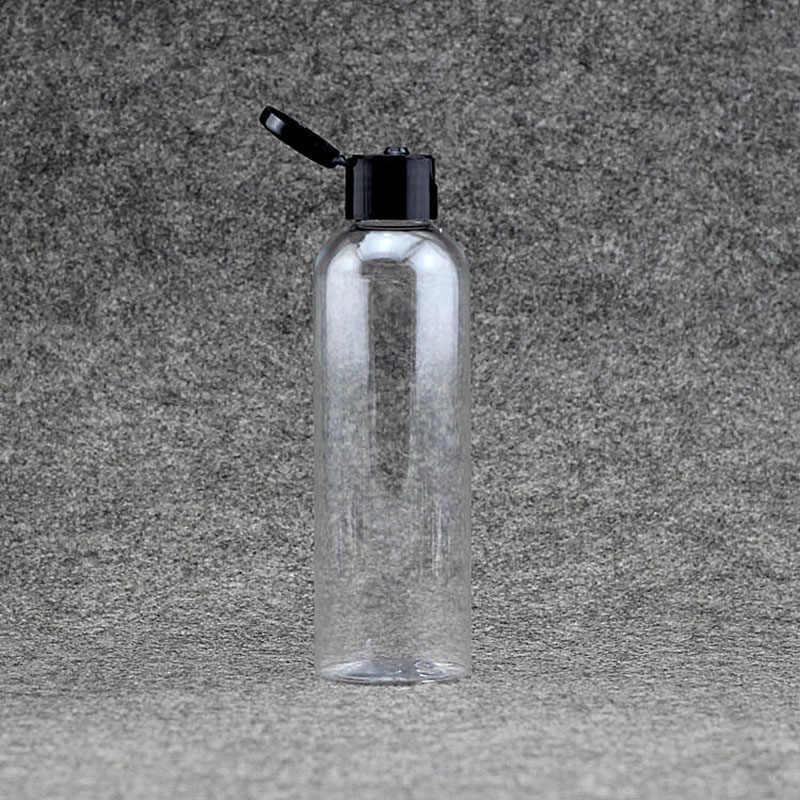 จัดส่งฟรี200มิลลิลิตรพลาสติกครีมขวดพลิกฝาขวดรีฟิลโลชั่นเครื่องสำอางแพ็คที่ว่างเปล่าเจลอาบน้ำแชมพูขวด