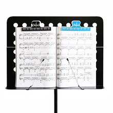Music Note Fixed Clips | Book Holder For Reading