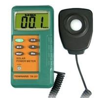 TM 207 태양 방사선 측정 전력계 전송 전력 연구 연구 농업 신청 applicator    -