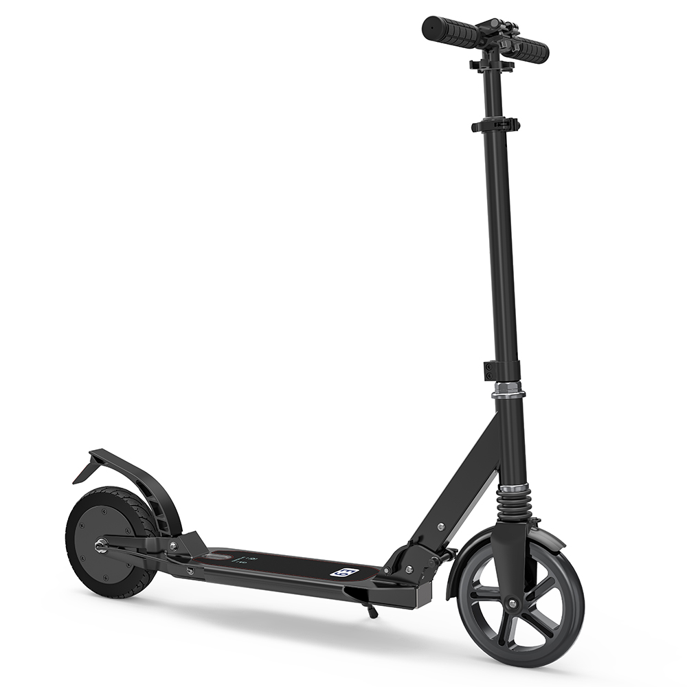 Puissant Scooter électrique 8IN pliable Scooter de transport 220LB capacité portante scooters de vélo pour adultes vitesse maximale est 7.4mph