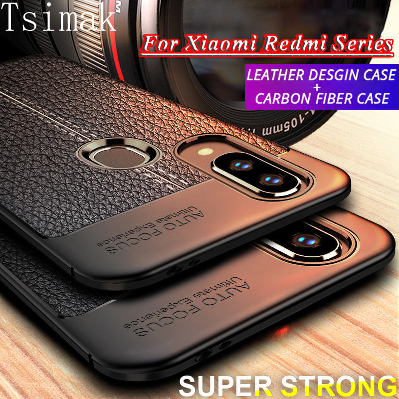 Coque Case For Xiaomi Redmi Note 7 6 Pro 5 Plus 4 4X 4A 5A 6A S2 GO Mi 9 SE Mi8 Explorer 6 5X 6X A1 A2 Lite Pocophone F1 Cover