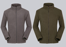 Breathable Jackets with Fleece Lining