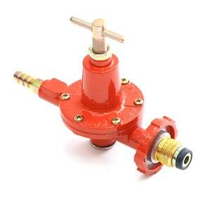 Запорный газовый клапан Earth Star, клапан для сжиженного газа, размеры шлангов 11 +-0,5 мм