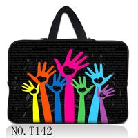 Colorful Hands 2015 New Fast Delivery Wholesale Factory 10 12 13 14 15 Inch Laptop Soft