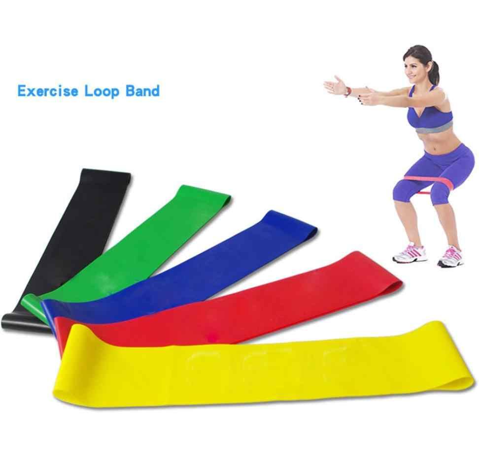 Guma oporowa joga Pilates domu siłownia Fitness ćwiczenia treningu szkolenia joga Pilates Opaski elastyczne