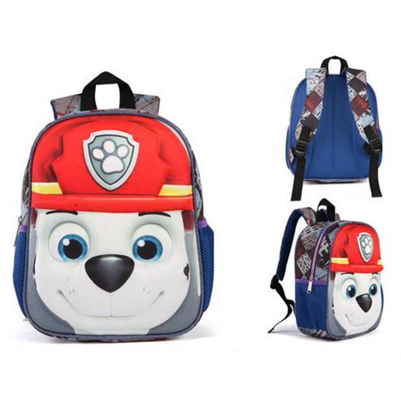 ... 3D Bags for girls backpack kids Puppy mochilas escolares infantis  children school bags lovely Satchel School ...