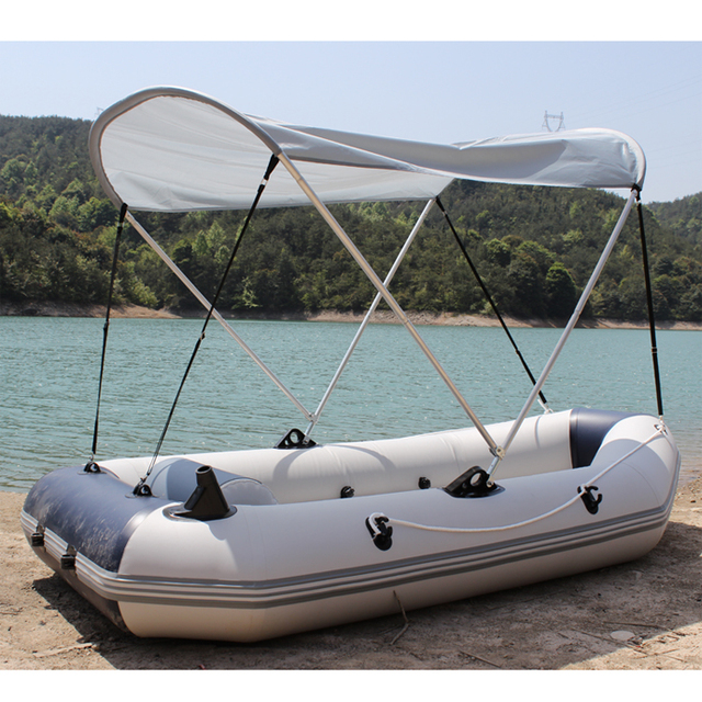 3 laminated Boat Anti-collision / 3 People Boat / Thickening inflatable Boat / Fishing Boat motor