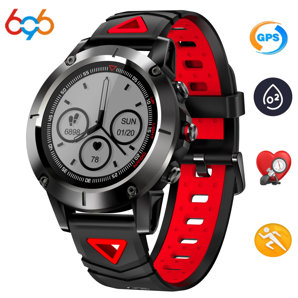 696 G01 Smart Bracelet Call Message Reminder Heart Rate Sleep Monitoring for Outdoor Sport GPS Bluetooth  IP68 Waterproof Band696 G01 Smart Bracelet Call Message Reminder Heart Rate Sleep Monitoring for Outdoor Sport GPS Bluetooth  IP68 Waterproof Band