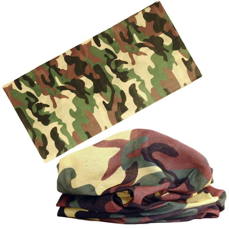 Multifunctional Magic Cycling   Headwear   Seamless Bandanas Head Scarf Fishing Headband Shield Nech Mask Sun Protection Sportswear