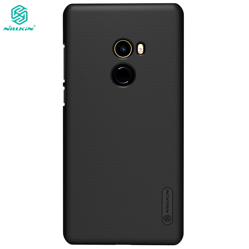 Xiaomi Mi Mix 2 Case Xiaomi Mi Mix 2S Case Nillkin Frosted Shield PC Hard Back Cover for Mix2S Mix2 Gift Screen Protector
