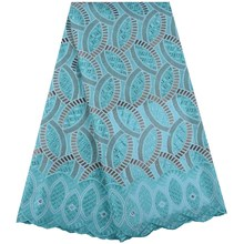 High Quality Swiss Voile Lace In Switzerland Latest 2019 African Voile Lace Fabric Swiss Cotton Nigerian Lace Fabric For Se blue african lace fabric high quality 2020 african lace swiss cotton lace fabric with nigerian swiss voile lace in switzerland