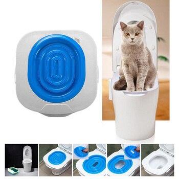 Plastic Cat Toilet Training Kit 1