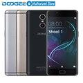 Doogee disparar 1 dual cámaras traseras de huellas digitales 5.5 pulgadas fhd 2 gb + 16 gb LTE teléfonos móviles Android 6.0 MTK6737T Quad Core 3300 mAH 2 SIM