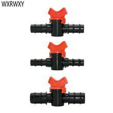 1/2 3/4 садовый шланг кран DN15 DN20 клапан для полива воды 16 мм 20 мм 25 мм садовый шланг водостопорный соединитель краны 1 шт