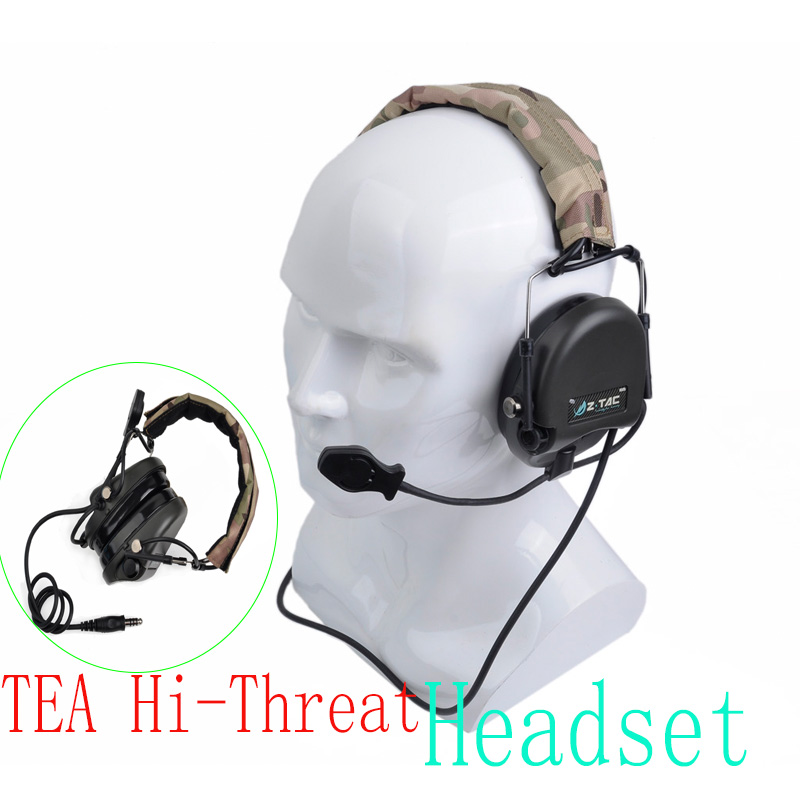 Z TAC anti noise Sordin tactical Headset TEA Releases New Hi Threat Tier Headset for Helmet