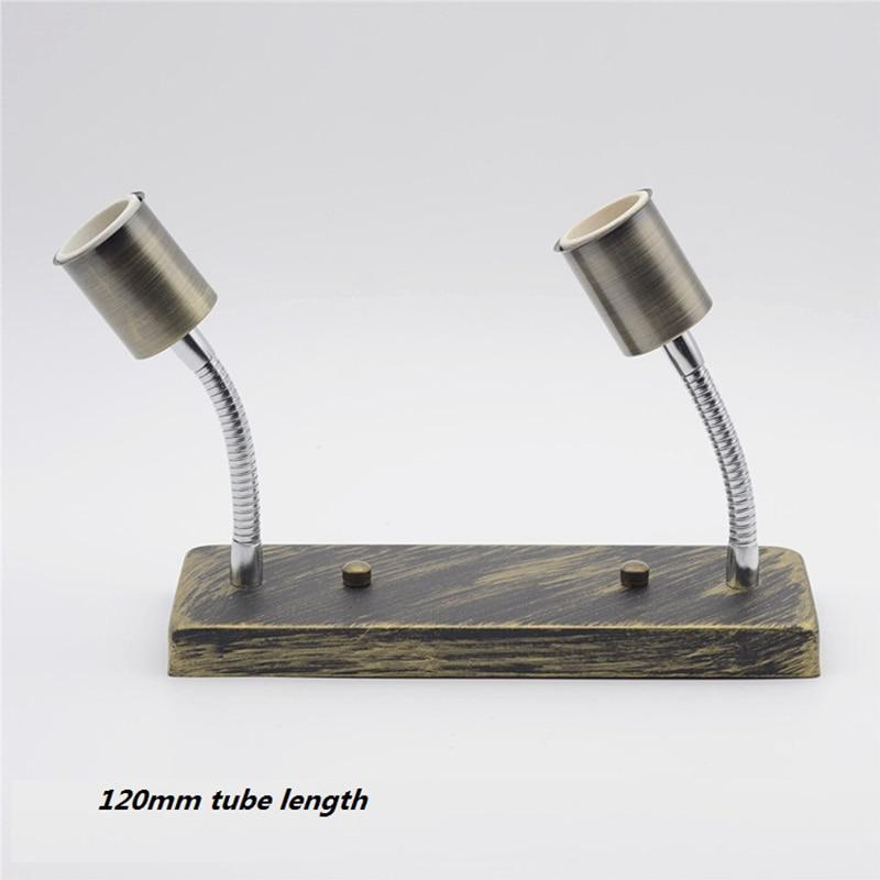 Loft dreptunghi vintage E27 șurub Suport pentru baza lămpii 2 - Accesorii de iluminat