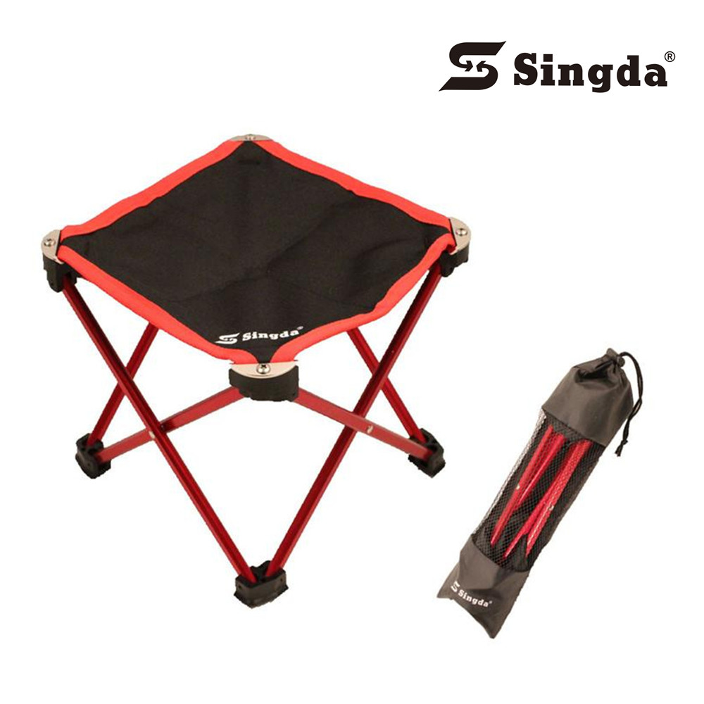 Beach Canvas Casual Outdoor Camping Folding Stool Small