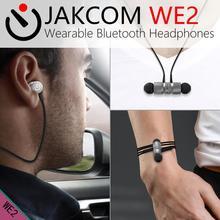 JAKCOM WE2 Wearable Inteligente Fone de Ouvido venda Quente em Fones De Ouvido Fones De Ouvido como gamer subwoofer fone de ouvido com cancelamento de ruído