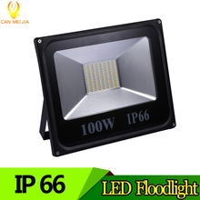 Led-schijnwerper 30 W 50 W 100 W 300 W IP66 Waterdichte Landschap Spotlight Commerciële Lamp LED Reflector Outdoor Flood licht AC220V(China)