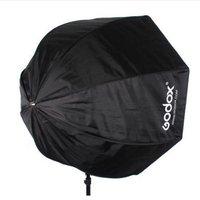 Godox Portatile Octagon Softbox 80 cm 31.5 inch Ombrello Brolly Riflettore luce del Flash Softbox per Studio Fotografico Flash Speedlight