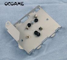 OCGAME Hard Disk Drive bays Base Tray HDD Mounting Bracket Support Holder for Playstation 4 PS4 PS 4 Super Slim With Screws