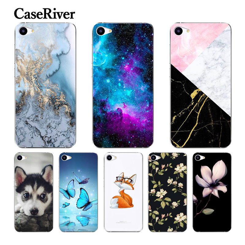 "CaseRiver TPU 5.0 ""Meizu U10 Case Cover Soft Soft Silicone Phone Back Cover Case Meizu U10 U 10 Case for Meizu U10 Coque"