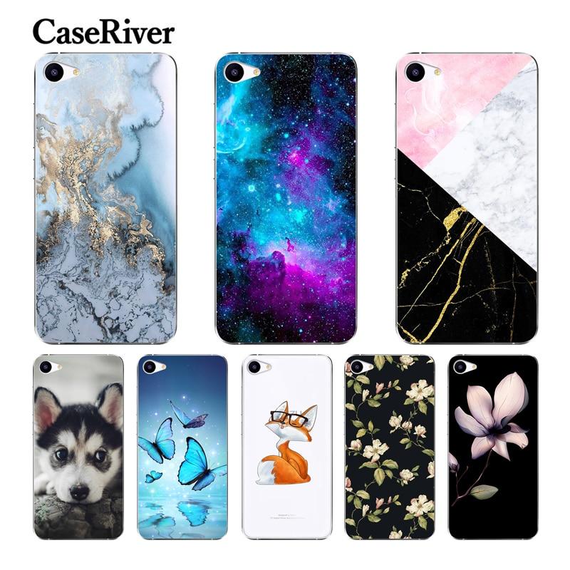 "CaseRiver TPU 5.0 ""Meizu U10 κάλυψη περίπτωσης μαλακό τηλέφωνο σιλικόνης πίσω θήκη Meizu U10 U 10 υπόθεση για Meizu U10 Coque"