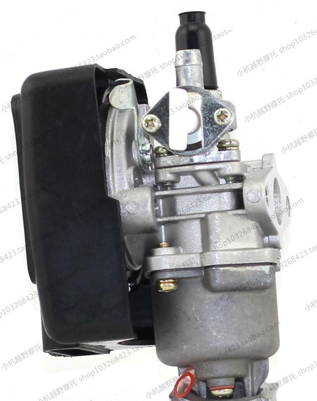49CC Pocket Bike Engine <font><b>Carburetor</b></font> <font><b>Carb</b></font> <font><b>Air</b></font> <font><b>Filter</b></font> <font><b>Set</b></font> <font><b>For</b></font> 49CC Mini <font><b>Quad</b></font> 2 Stroke Motorized Bicycle Gas Scooter <font><b>Air</b></font> Cleaner