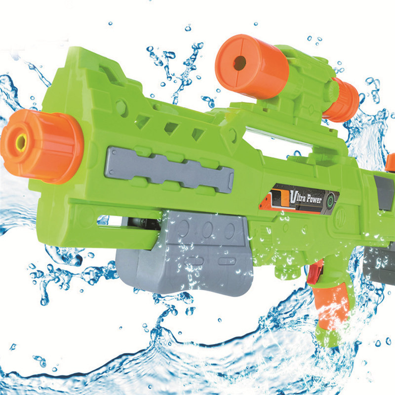 Water Gun Water Squirt Gun High Pressure Pump Long Effective Distance Squirt Water Games For Adults Kids Girls Boys Toy
