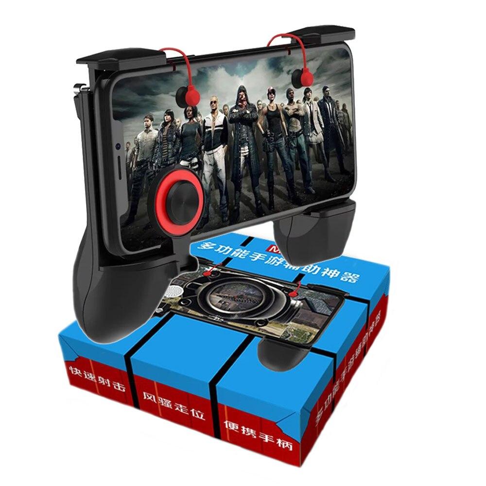 PUBG Handy-Spiel Controller L1R1 Shooter Joystick Gamepad Trigger Ziel Taste Für IPhone Android Telefon Spiel Pad Accesorios