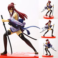 Fairy Tail 2 Edition Erza Scarlet Doll 1/7 scale painted PVC Action figure Sexy Cute Girl collectible Model Toys