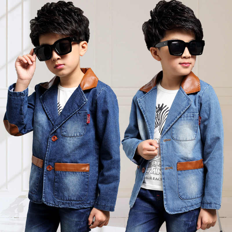 a174a8c16 Detail Feedback Questions about boys blazer 2015 Spring And Autumn ...
