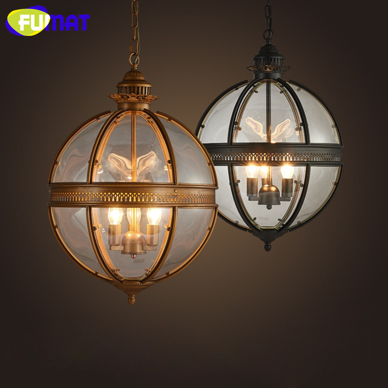 American Country Vintage Loft Glass Pendant Lamp Industrial Light Fixture Cafe Bar Clothes Store Glass Pendant Light E14*3 Bulbs vintage loft industrial edison flower glass ceiling lamp droplight pendant hotel hallway store club cafe beside coffee shop