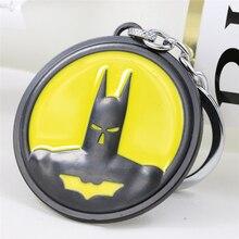 Batman Yellow Key Chains (2 Colors)