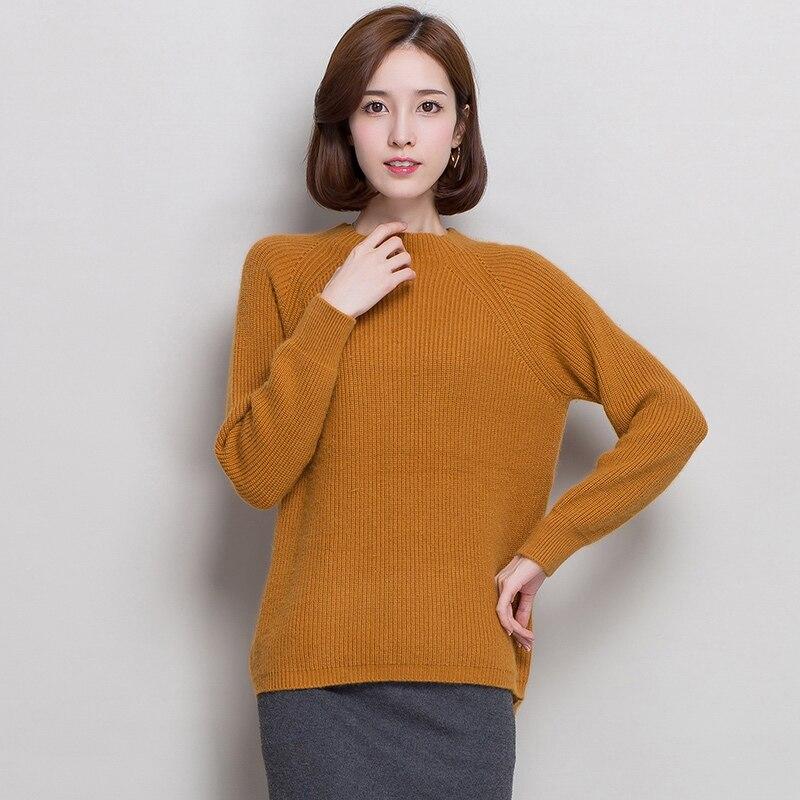 Aliexpress.com : Buy Loose sweater women 2017 new cashmere sweater ...