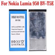 HKFASTEL New BV-T5E BV T5E Mobile phone battery for Microsoft Lumia