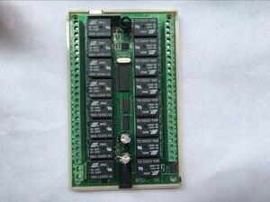 Image 4 - 1000 متر طويلة المدى DC12V 16CH راديو تحكم جهاز ريموت كنترول لا سلكي يعمل بالتردد الراديوي نظام التبديل 1 قطعة جهاز إرسال + 1 قطعة استقبال