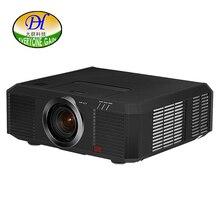 Todo el mundo Ganancia Motorizado lente 15000lms Ingeniería Nativo Proyector 3D Full HD 1920*1200 P 3LCD Proyector Projetor DH-8803