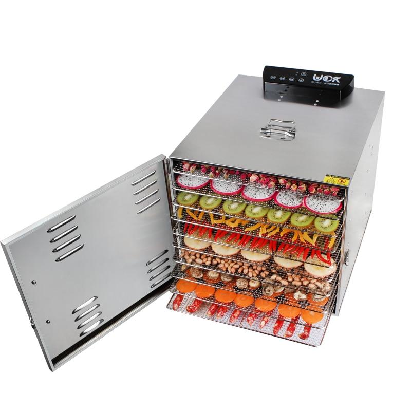 ステンレス鋼商業フルーツ乾燥機乾燥機大脱水機フルーツ野菜肉ペット食品ベビーフード茶の花 -