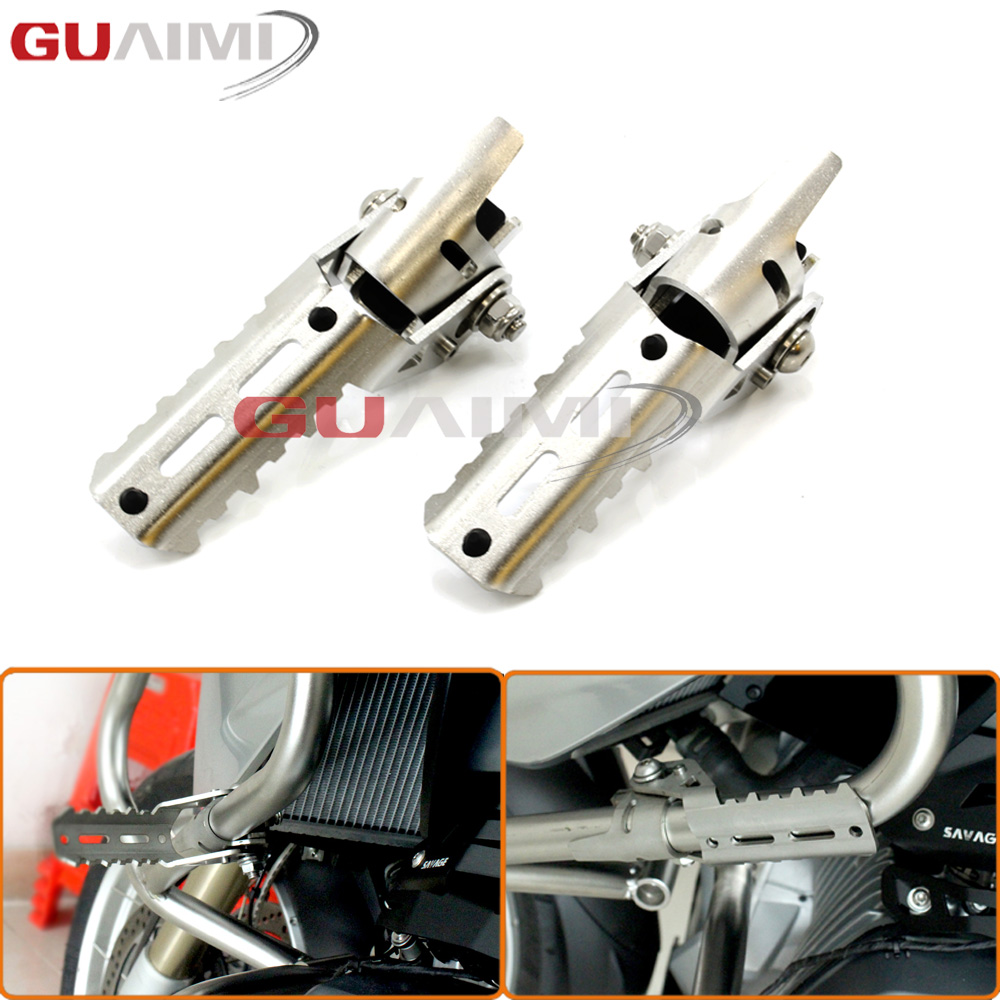 For BMW R1200GS LC 2013 2014 2015 2016 2017 Highway Pegs Pegs For Pipes Triumph Tiger Explorer for triumph tiger 800 tiger 1050 tiger explorer 1200 easy pull clutch cable system