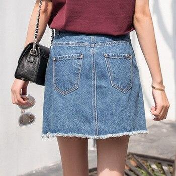 Asymmetrical Skirt 2