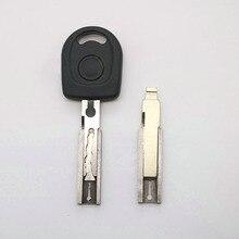 HU66 שכפול מתקן מפתח מכונת חיתוך אביזרי עבור פולקסווגן מפתח ריק חיצוני מהדק צ אק ידית חיצוני כרסום מתקן