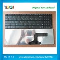 Бесплатная доставка! русская Клавиатура для ASUS X52JR X55 X55A X55C X55U X52DE G72X G72 G73 G73J RU Черная клавиатура