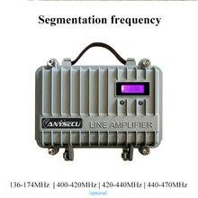 Портативный двухсторонний радиоретранслятор мобильный ретранслятор RT97 UHF 5-10 МГц смещение для аналоговой рации