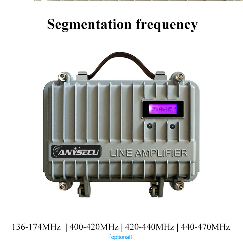 Portable Two Way Radio Repeater Mobile Repeater RT97 UHF 5-10MHz Offset For Analog Walkie Talkie