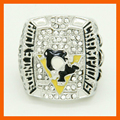 2009 PITTSBURGH PENGUINS STANLEY CUP CHAMPIONSHIP RINGS MEN SIZE 11