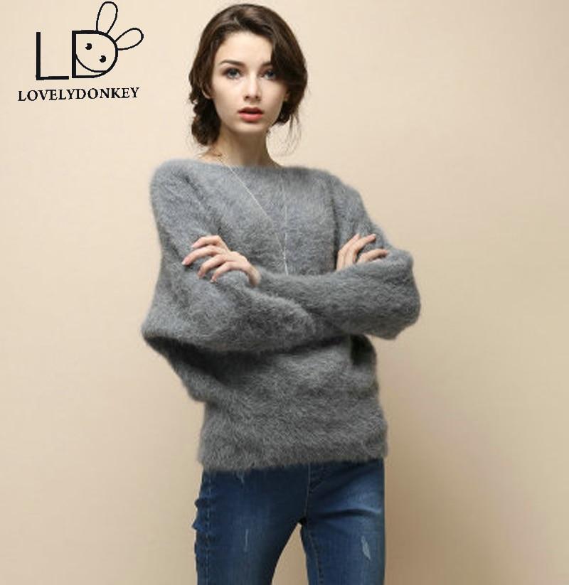 LOVELYDONKEYNew genuine font b sweater b font font b women b font cashmere pullovers knitted pure